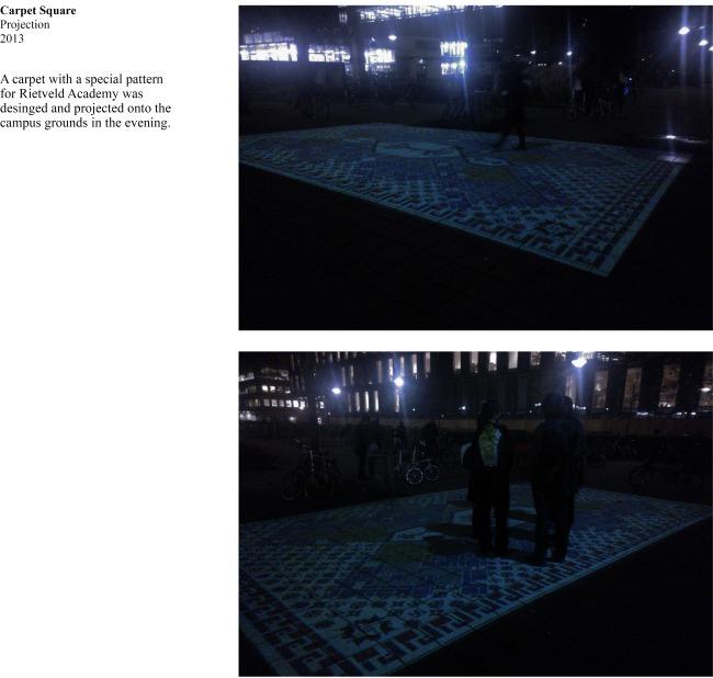 Carpet Square
